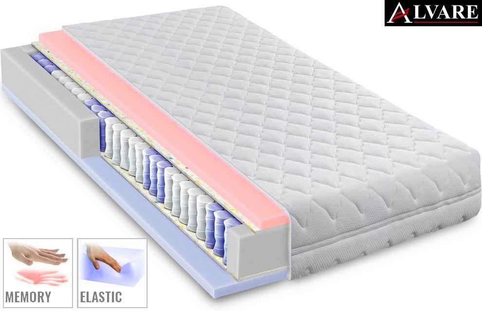 Materac termoelastyczny 90x200