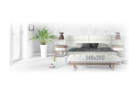 Materace lateksowe 140x200