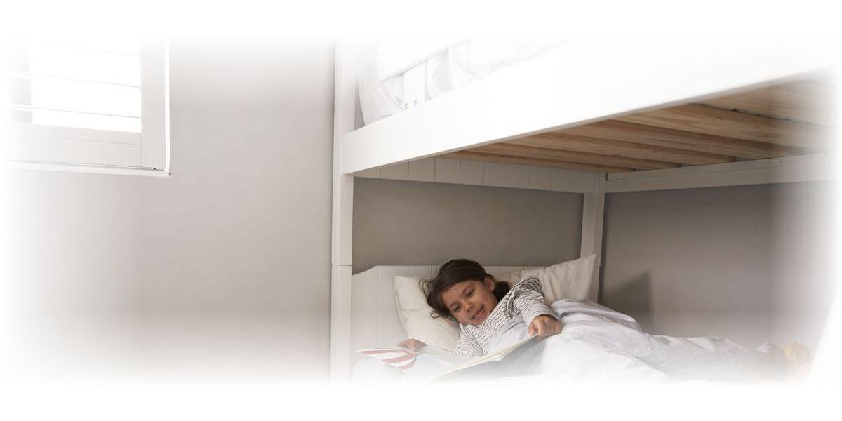 A L V A R E | Materace do łóżka piętrowego