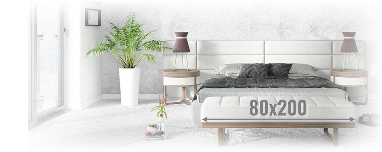 materace kokosowe 80x200